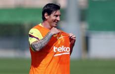 Penampilan Terbaru Lionel Messi Mengingatkan Kejayaan Barcelona 2015 - JPNN.com