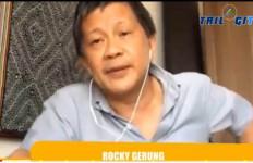 Rocky Gerung Kembali Melontarkan Kritik, Lugas! - JPNN.com