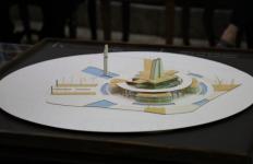 Ganjar Bingung Memilih di Antara Tiga Desain Terbaik Masjid Agung Jateng di Magelang - JPNN.com