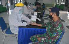 Koarmada II Gelar Rapid Test, Begini Penjelasan Dokter I Ketut Tirka Nandaka - JPNN.com