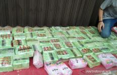 Gudang Penyimpanan Narkoba di Bekasi Digerebek BNN, Barang Buktinya Banyak Banget - JPNN.com