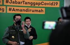 Ridwan Kamil Larang Warga Jakarta Bepergian ke Jabar - JPNN.com