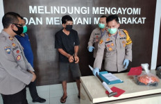 Tersangka Pembunuhan Sadis Ini Akhirnya Ditangkap Polisi, Lihat Fotonya - JPNN.com