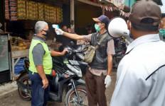 Klaster Pasar Cileungsi Makan Korban, Laki-laki Usia 30 Tahun Meninggal - JPNN.com