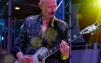 Berita Duka, Gitaris Band Rock Legendaris Kiss Meninggal Dunia