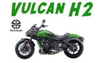 Kawasaki Sedang Siapkan Motor Baru Bermesin Supercharged, Tetapi Tampilannya Lawas