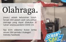 Lomba Senam SAH Kemenpora Memasuki Periode II - JPNN.com