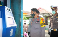 Kombes Budi Indra Puji Pos Digital Astuti, Satu-satunya di Indonesia - JPNN.com