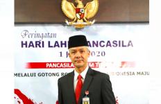 Bendera PDIP Dibakar, Ganjar Pranowo: Maaf ya, Kami bukan PKI! - JPNN.com