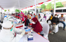 Rapid Test BIN di Surabaya, 187 Orang Reaktif - JPNN.com