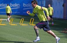Lionel Messi Bilang Tak Ada yang Lebih Buruk daripada Situasi Seperti Ini - JPNN.com