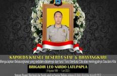 Ini Bentuk Perhatian Jenderal Idham Azis kepada Almarhum Brigadir Leo Nardo Latupapua - JPNN.com