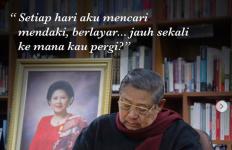 Sungguh Mengharukan, Catatan SBY Setelah Setahun Ditinggal Bu Ani - JPNN.com