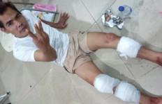Lagi, Pelaku Perampokan Toko Emas di Sungai Lilin Ditangkap, Lihat Gayanya - JPNN.com