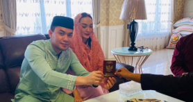 Zaskia Gotik: Akhirnya, Bisa Ngerasain Punya Buku Nikah