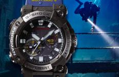 Casio Luncurkan G-Shock Frogman Pertama Versi Analog, Khusus untuk Penyelam - JPNN.com