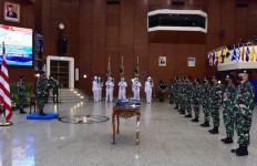 Laksamana TNI Yudo Margono Pimpin Sertijab Enam Jabatan Strategis TNI AL - JPNN.com