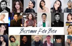Rieka Roslan Ajak 20 Musisi Terlibat dalam Lagu 'Bersama Kita Bisa' - JPNN.com