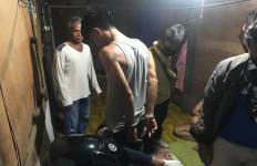 Polisi Bergerak Tengah Malam, Jamaludin Langsung Diborgol, Dompetnya Kecil - JPNN.com