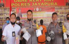 HI Kendalikan Peredaran Sabu-sabu dari Dalam Lapas, Omzet Mencapai Rp 1 Miliar - JPNN.com