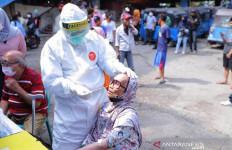 66 RW Masuk Zona Merah Corona, Jakarta Selatan Paling Sedikit - JPNN.com