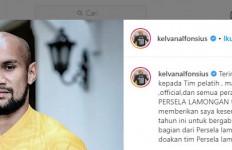 Fokus Bisnis, Alfonsius Kelvan Mengundurkan Diri dari Persela Lamongan - JPNN.com