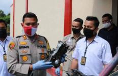5 Pelaku Curanmor dan Penadahnya Ditangkap Polres Majalengka, 3 Didor! - JPNN.com