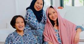 Temani BCL dan Noah Selama 3 Bulan, Ibunda Ashraf Sinclair Jalani Masa Karantina