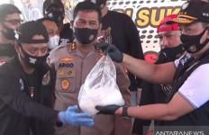 Sabu-Sabu Hampir Setengah Ton di Sukabumi Berasal dari Timur Tengah - JPNN.com