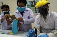 Keren! LIPI Ciptakan Masker Bisa Bunuh Virus Corona - JPNN.com