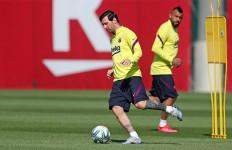 Sudah Dua Hari Lionel Messi Tidak Kelihatan - JPNN.com