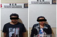 Wanita dan Pria Ini Menggasak Uang Rp 60 Juta Serta Berlian Rp 186 Juta - JPNN.com