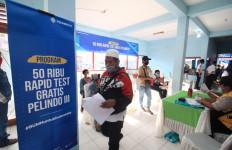 Pelindo III Gelar Rapid Test Gratis Hingga Ujung Pulau Madura - JPNN.com