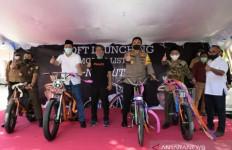 Perkenalkan Sepeda Motor Listrik Buatan Anak-Anak NTB - JPNN.com