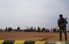 Empat Penumpang Helikopter yang Jatuh di Kendal Meninggal - JPNN.com