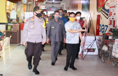 Kapolda: Pengunjung Mal yang Tidak Bawa Masker Disuruh Pulang - JPNN.com
