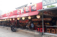 PSBB Dilonggarkan, Taman Jajan CBD Bintaro Mulai Dipadati Pengunjung - JPNN.com