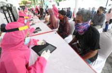 Hasil Rapid Test Massal BIN di Surabaya, Ada 1.815 Orang Reaktif - JPNN.com