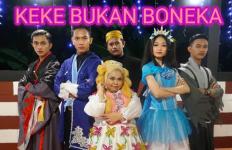 Keke Bukan Boneka Dituding Jiplak Karya Papa T Bob, Pencipta Lagu Anak - JPNN.com