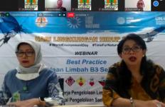 KLHK Dorong Industri Tambang Kelola Limbah B3 menjadi Barang Bermanfaat - JPNN.com
