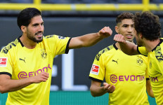 Borussia Dortmund Pelihara Peluang Juara Bundesliga - JPNN.com
