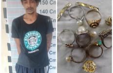 Ratusan Gram Emas dan Uang Tunai Raib dari Rumah, Tak Disangka, Pelakunya Ternyata - JPNN.com