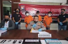 Dua Pencuri Mencoba Melawan dan Kabur, Dor! Dor! - JPNN.com
