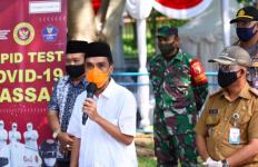 PCNU Surabaya Puji Rapid Test Massal yang Digelar BIN - JPNN.com