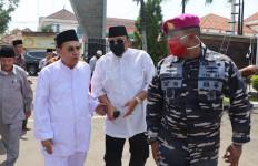 Lanal Tegal Sambut Habib Lutfi Dalam Safari Ulama Lawan Covid-19 - JPNN.com