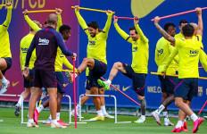 Fan Barcelona Pasti Lega Melihat Lionel Messi Seperti Ini - JPNN.com