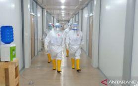 Lonjakan Kasus Nasional, Rumah Sakit Rujukan COVID-19 di Ngawi Hampir Penuh- JPNN.com Jatim