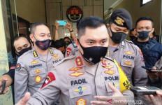 Polda Jatim Siagakan 1.600 Personel di Surabaya Raya - JPNN.com