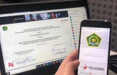 Telkomsel Sediakan Kuota Internet Murah untuk Guru dan Siswa Madrasah - JPNN.com