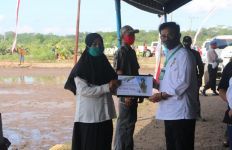 Mentan Syahrul Dorong Provinsi Kalteng Kembangkan Food Estate - JPNN.com